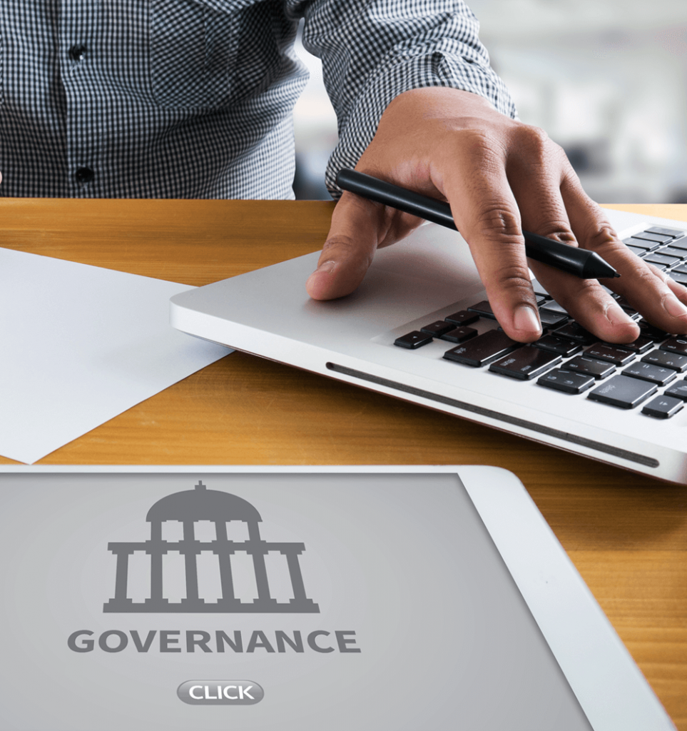 Complying with corporate governance